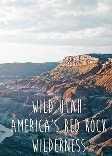 Wild Utah-America's Red Rock Wilderness-