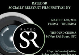 Rated SR : Socially Relevant Film Festival New York Competition Slate Announced