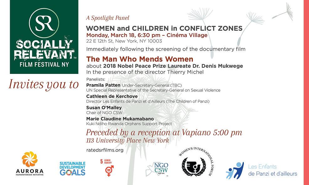 Invitation-WomenChildren-in-conflict-zon