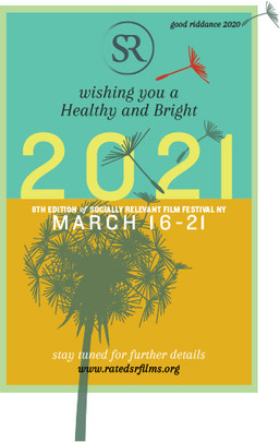 SRFF 2021 is alive and well, and coming to see you in March - Hybrid or online version