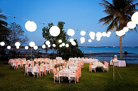 Reception 70pax - set with Tiffany chair