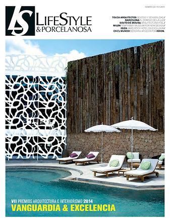 U Interior Design para Hard Rock Hotel Ibiza in Lifestyle Porcelanosa