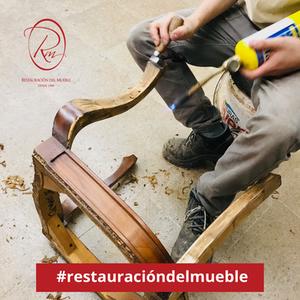 Trabajos de restauración en Restauración del Mueble Bogotá