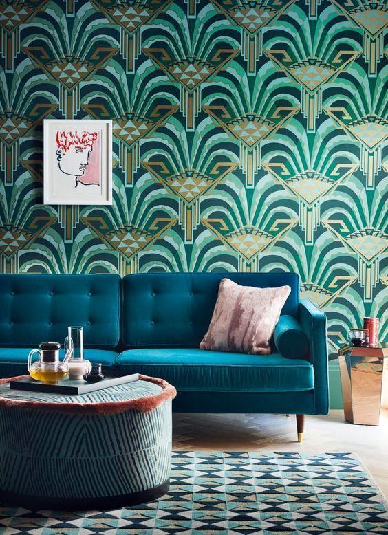 Tendencias decorativas para la segunda mitad del 2019 - art deco