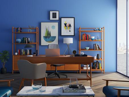 Hacer Home Office Más Saludable
