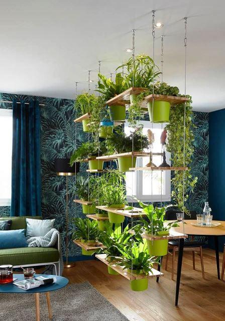 Tendencias decorativas para la segunda mitad del 2019- naturaleza