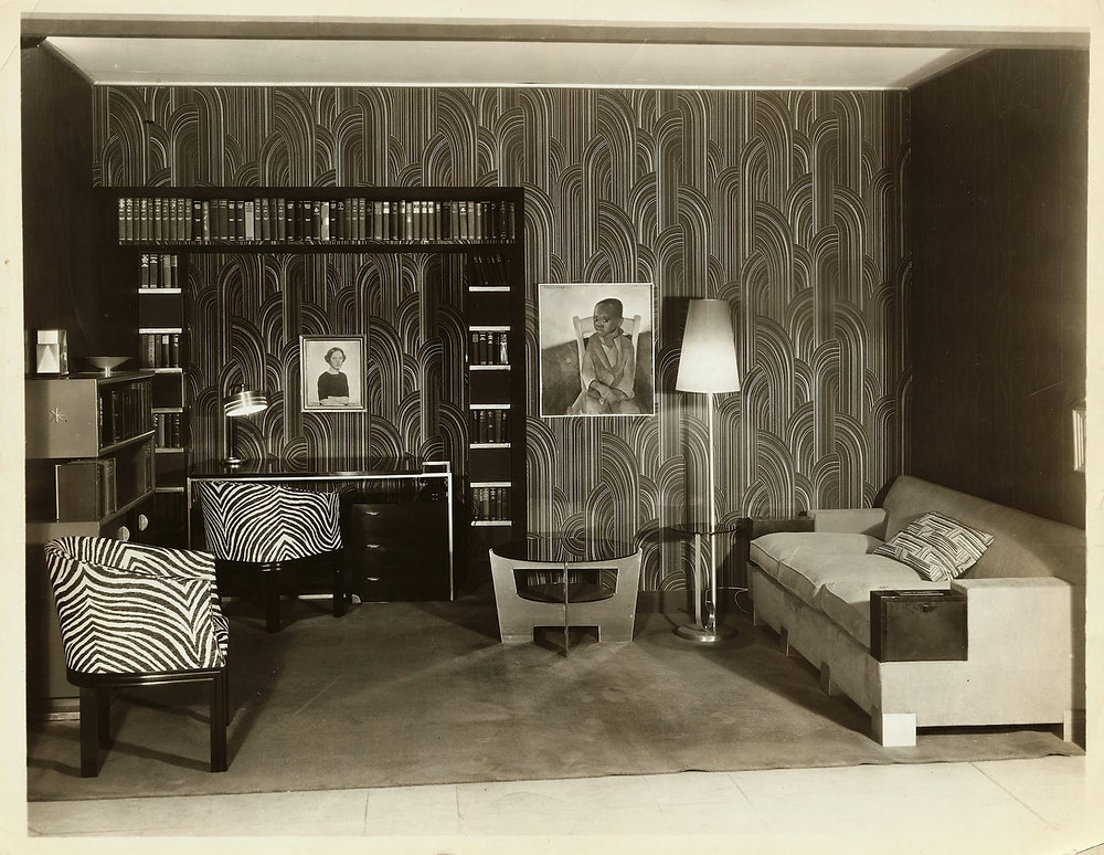 Sala Art-Deco