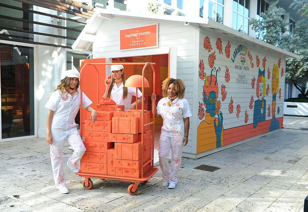 Art Basel Miami - Tribute Portfolio Marriot Hotels