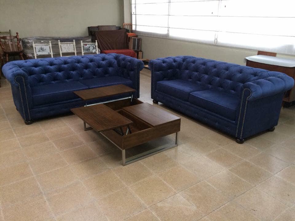 Restauración del Mueble Bogotá