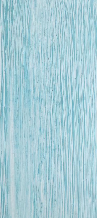Acabado texturizado azul