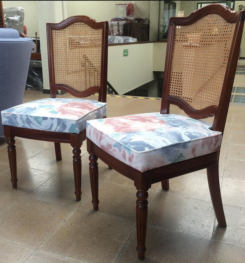 Restauración del Mueble - tapizados