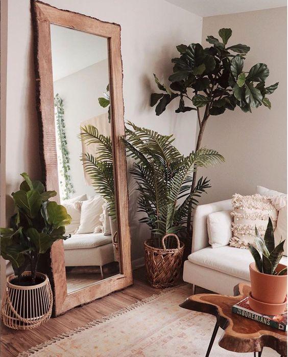Cómo optimizar espacio pequeños - Restauración del Mueble - espejos