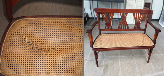 Servicios de restauración - antes y después