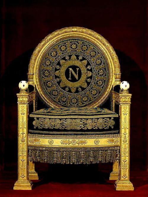 El Trono de Napoleon