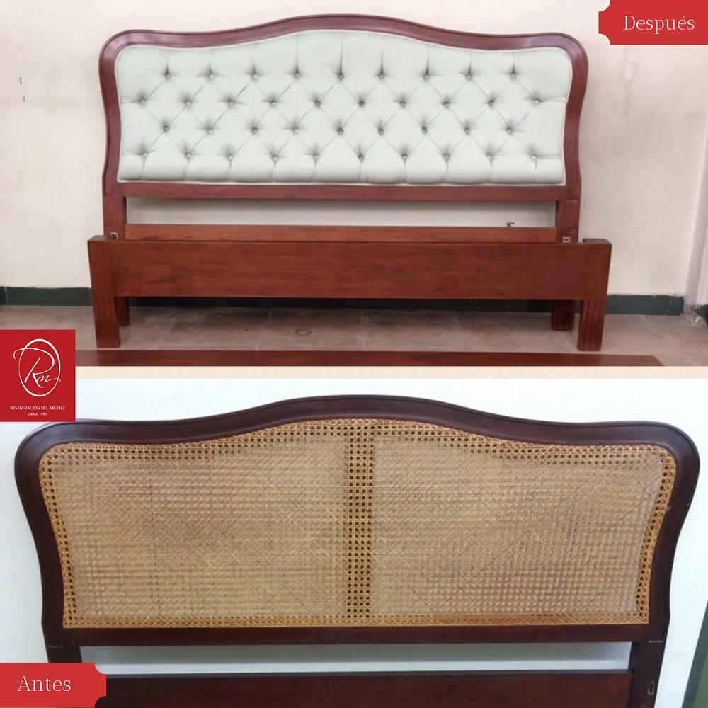 restauración del mueble en bogotá