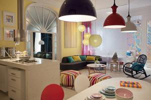 En los 2000s la decoración es una mezcla de estilos y personalidad