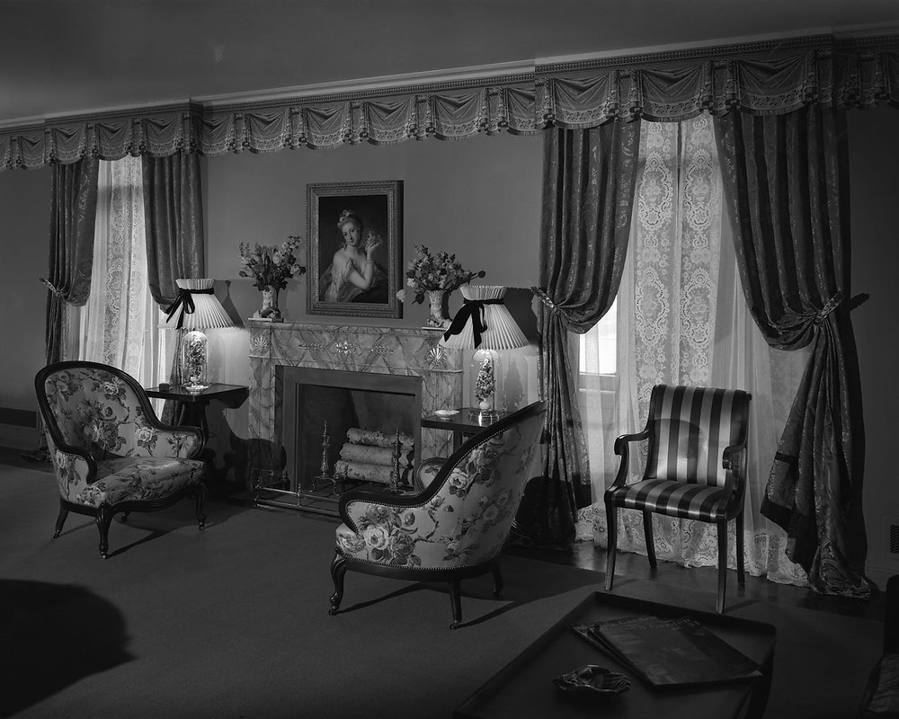 Decoración en los años 40