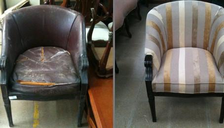 Un mueble restaurado es revivir el momento