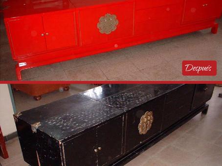 Pintura y restauración de muebles ¿Qué técnica emplear?
