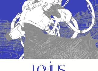 新装版『Levius』下巻発売のお知らせ