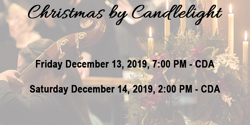 Christmas by Candlelight - Trinity Lutheran Church - CDA