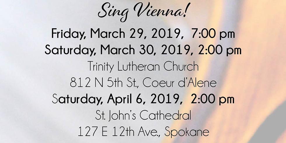 Sing Vienna!