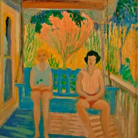 Sisters, 2001.
