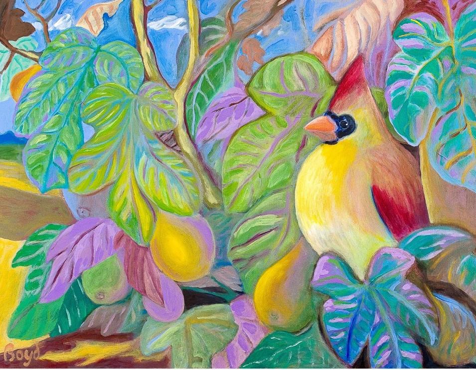 Meditation on Figs, 2012.