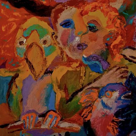 Fish, Flesh, or Fowl, 2017.