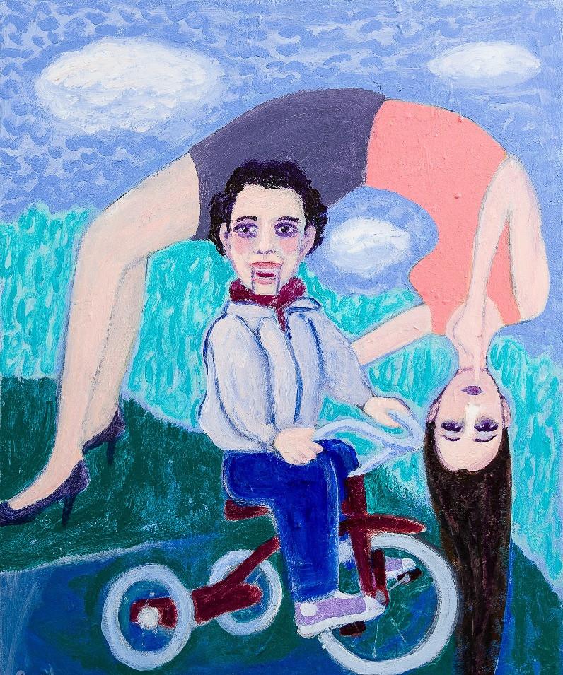 Ventriloquist, 2013.
