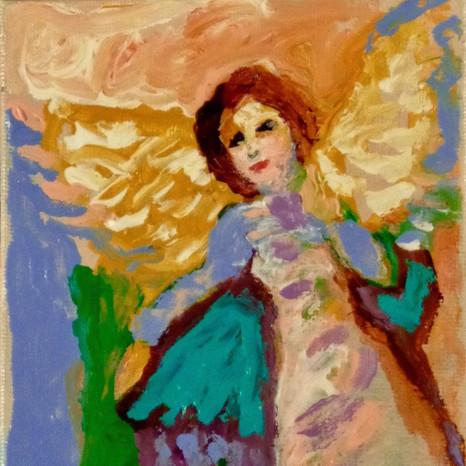 Angel, 2015.