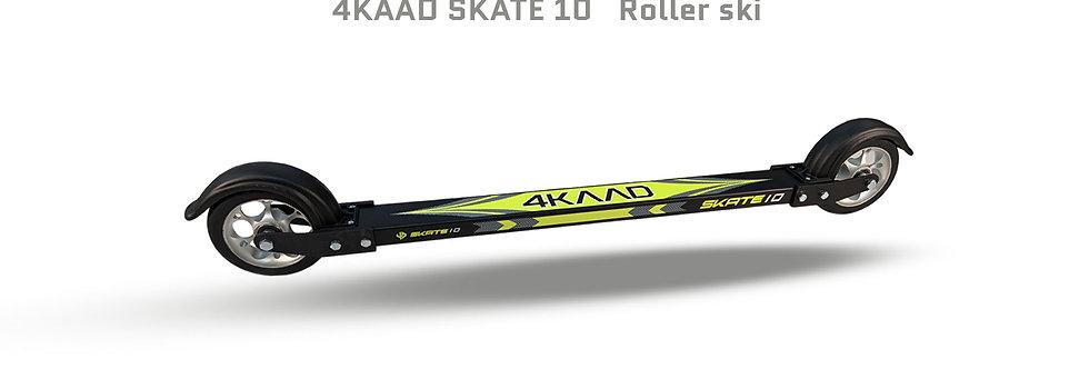 SKATE 10 PRO Roller ski
