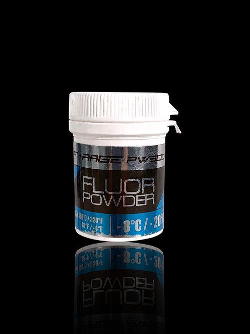 F-RAGE 300 PW blue Fluor Powder