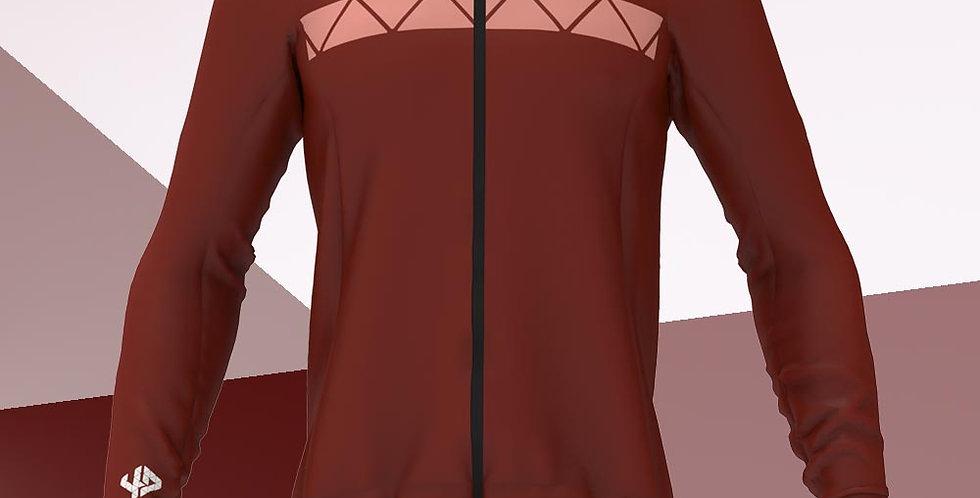 PERFORM Softshell jacket Women ,Rubin Pink