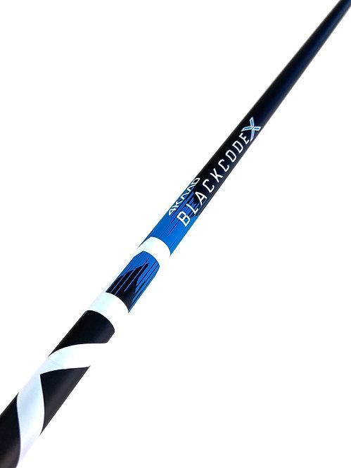Extra shaft BlackcodeX Blue, 1 piece