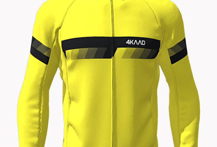 GIRO RAIN PRO, jacket, neon yellow