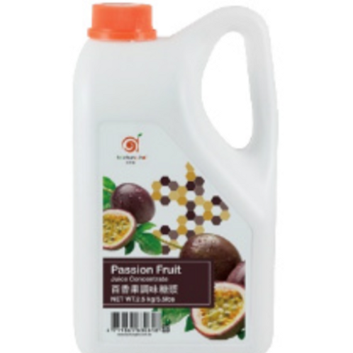 Passion Fruit Juice | Syrup