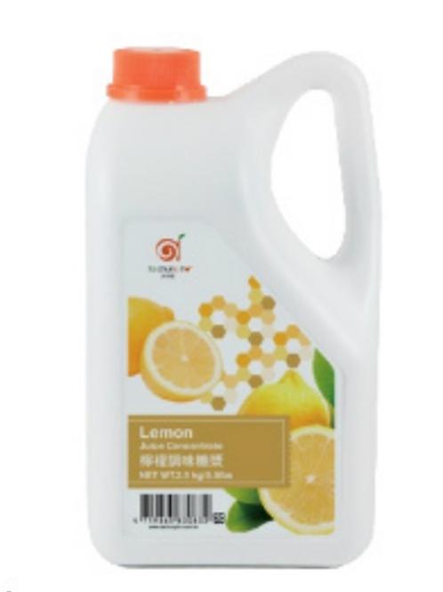 Lemon Juice | Syrup