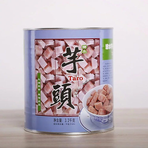 Taiwan Canned Taro Topping