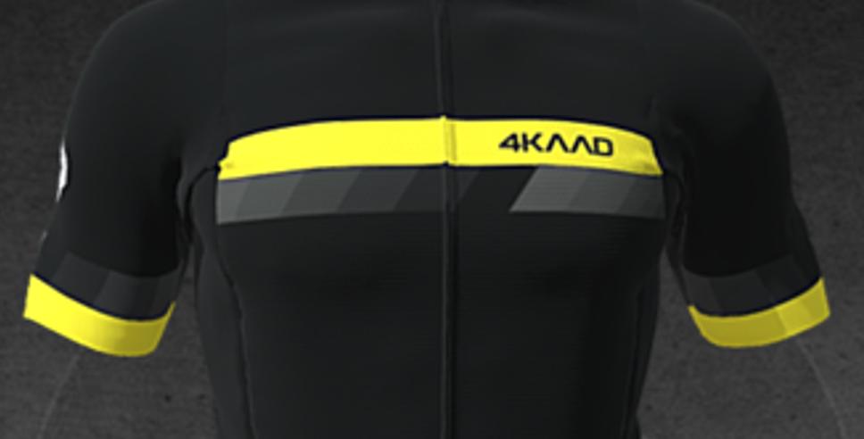 PARIS Premium jersey, SS, black