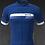Thumbnail: PARIS Premium jersey, SS, blue wht