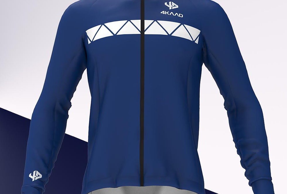 PERFORM Softshell jacket Men ,Steel blue