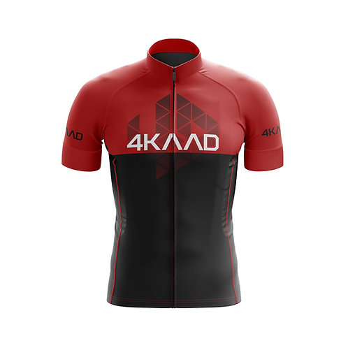 STAGE PRO cycling jersey red
