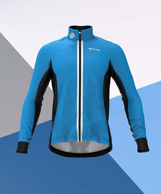 PRO Team Softshell jacket M, blue-white