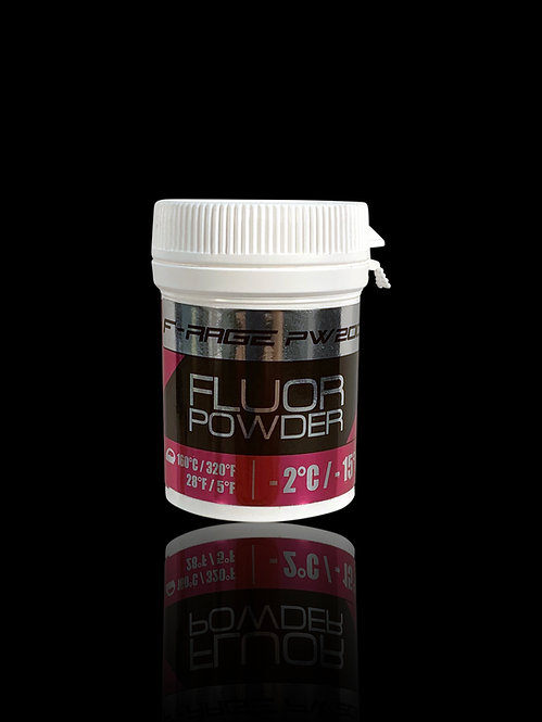 F-RAGE 200 PW pink Fluor Powder