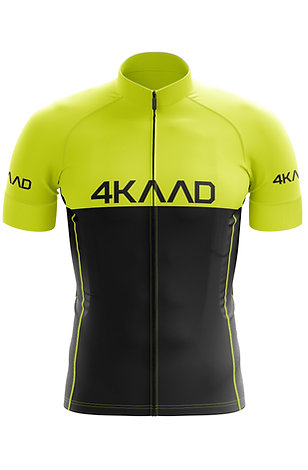 STAGE PRO cycling jersey yellow