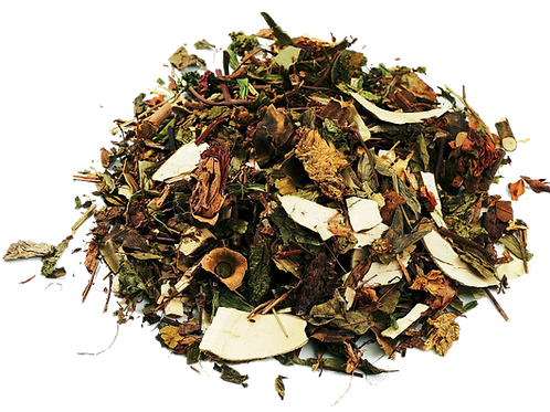 Mixed Fruit Tea leaf - Peach/Lychee/Strawberry/Apple/& more