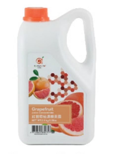 Grapefruit Juice | Syrup