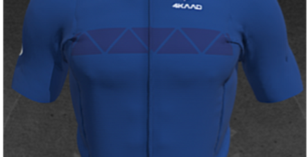 STAGE AIR jersey, Blue nautic