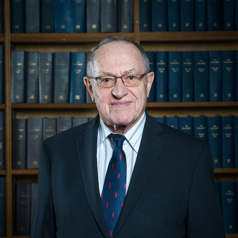 A Conversation with Alan Dershowitz